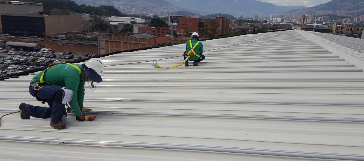 Sistema de Energía Solar de49,68 kWp en Talsa