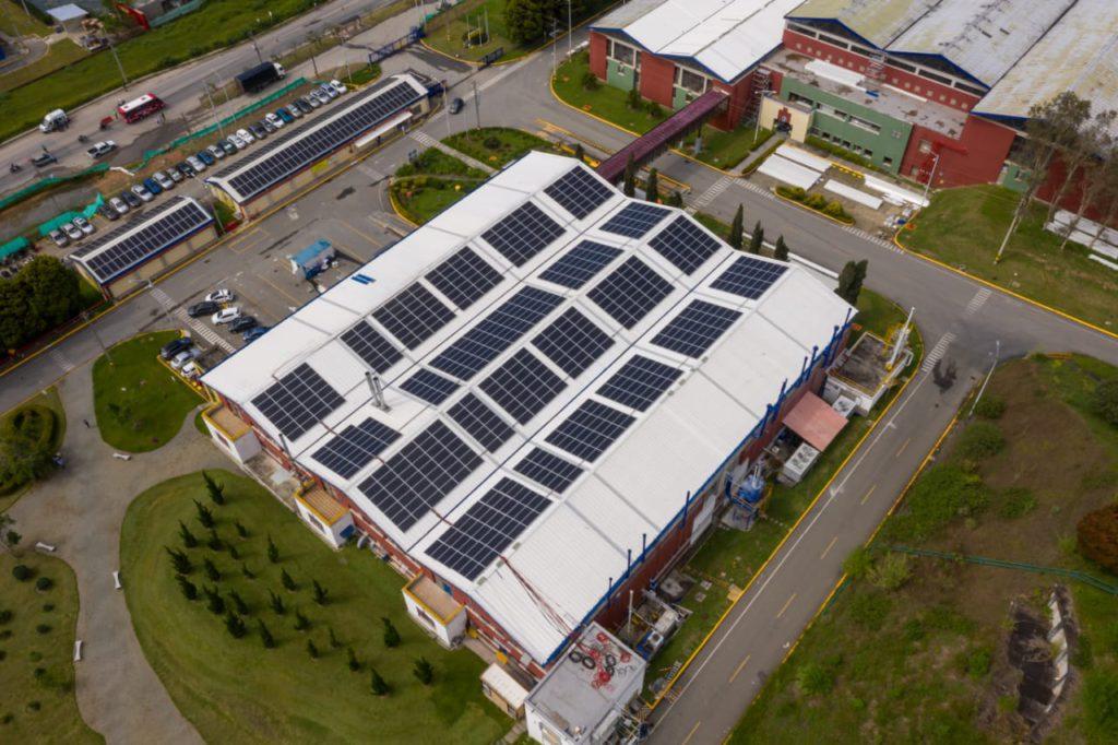 Proyecto solar pintuco